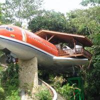 Szokatlan szállodák a világban - újrahasznosítva