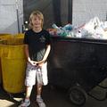 Egy 10 éves hulladékgazdálkodó