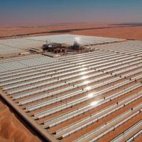 A világ legnagyobb napelem parkjai