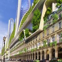 Okos tornyok a jövő városában