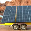 Mobil napelem - éppen ott, ahol szükség van rá