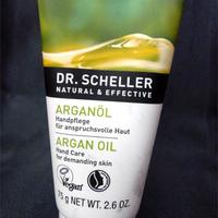 Argán olajos kézkrém a Dr. Scheller-től