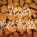 Veganizált mézeskalács