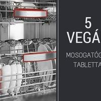 5 vegán mosogatógép tabletta