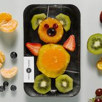 Kóstoltassunk játékosan gyümölcsöket és zöldségeket a gyerekekkel