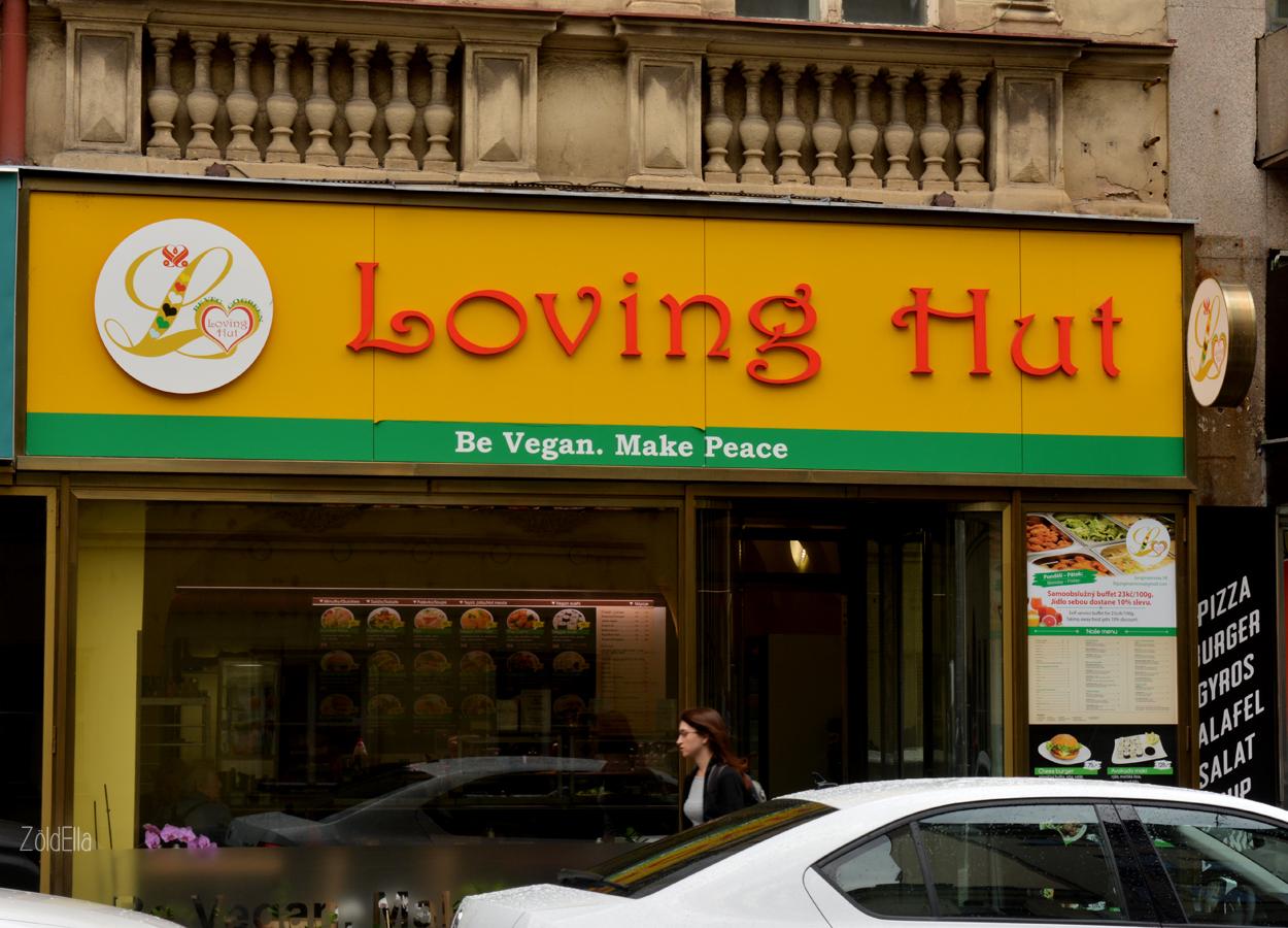 Jungmannova utcai Loving Hut