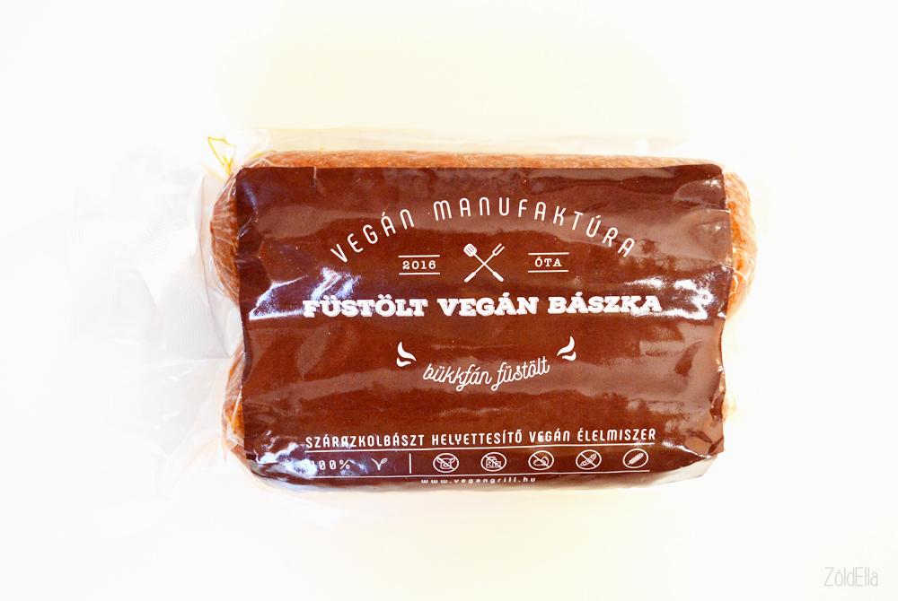 Bükkfán füstölt bászka - szendvicsbe, kenyérre