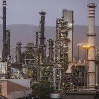 Hol növekszik a leggyorsabban a kőolaj fogyasztás?