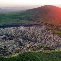 A permafroszt metán nem is olyan veszélyes?