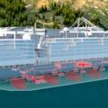 Óriási üzemanyagcellák hajókra