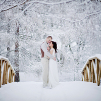 Esküvő hóesésben?