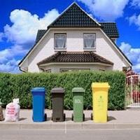 A német szelektív hulladékgyűjtési gyakorlat
