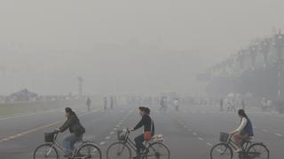 A kínai vállalatok 70 százaléka szennyezi a levegőt