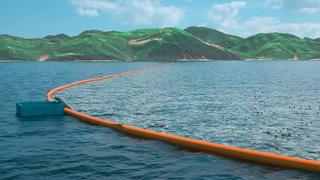 Felépítik a világ legnagyobb vízi seprűjét