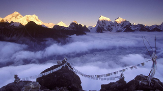 Mit mond a tibeti buddhizmus a környezetvédelemről?