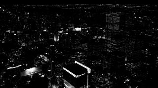 Üveggel borított tornyokba bújtatjuk a városokat