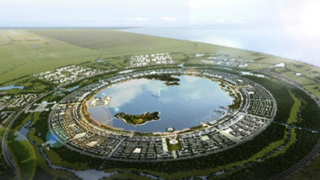 Ilyen lehet a jövő városa