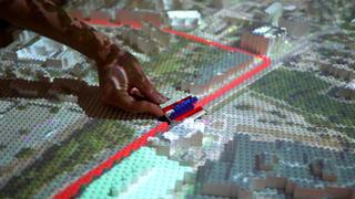 Legóvároson tesztel az MIT