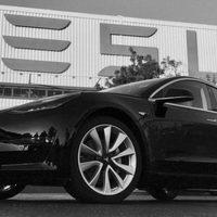 A Tesla Model 3 a legtöbbet eladott elektromos autó az USA-ban!