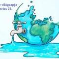 A Kertvárosi Óvoda Bimbó Utcai Tagóvodájának jógyakorlata: víz világnapja ONLINE