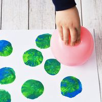 Föld napja - játék és kézműves ötletek