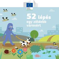 Könyvajánló: 52 lépés egy zöldebb városért [ONLINE ELÉRHETŐ]