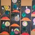 Egyszerű, de nagyszerű - apró tippek oviktól: Bolygók projekt és alkotás