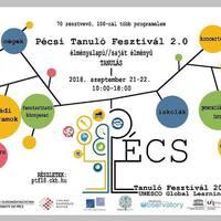 Programajánló: Tanuló Fesztivál Pécsett 2018.09.21.-22.