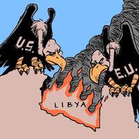 A líbiai lázadás okai - iszlám szélsőségesek és amerikai intervenció -
