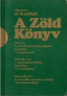 Zöld Könyv