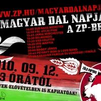 Magyar Dal Napja a Zöld Pardonban