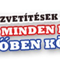 Foci VB közvetítések a Zöld Pardonban!