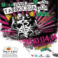 Tankcsapda nap - Zöld Pardon 0. nap