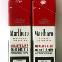 Hová tűnt a Marlboróból a nikotin?