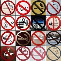 Emlékeztető - Dohányzási tilalom 2012. január 1-től
