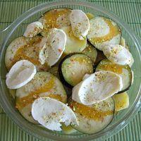 Padlizsános rakott krumpli