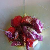 Öt perces zöldségkrém