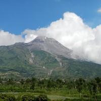 Eheti vulkán: Merapi