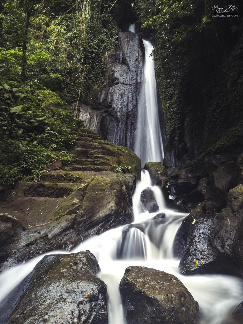 Vízesés - Bali Indonézia