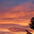 Nagykovácsi felett az ég...