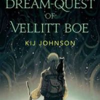 Kij Johnson: The Dream-Quest of Vellitt Boe, Tom Doherty Associates, 2016, e-könyv változat