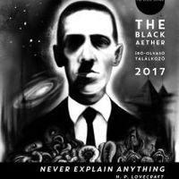 Rettegéstől terhes november I: The Black Aether író-olvasó találkozó – 2017. XI. 18.