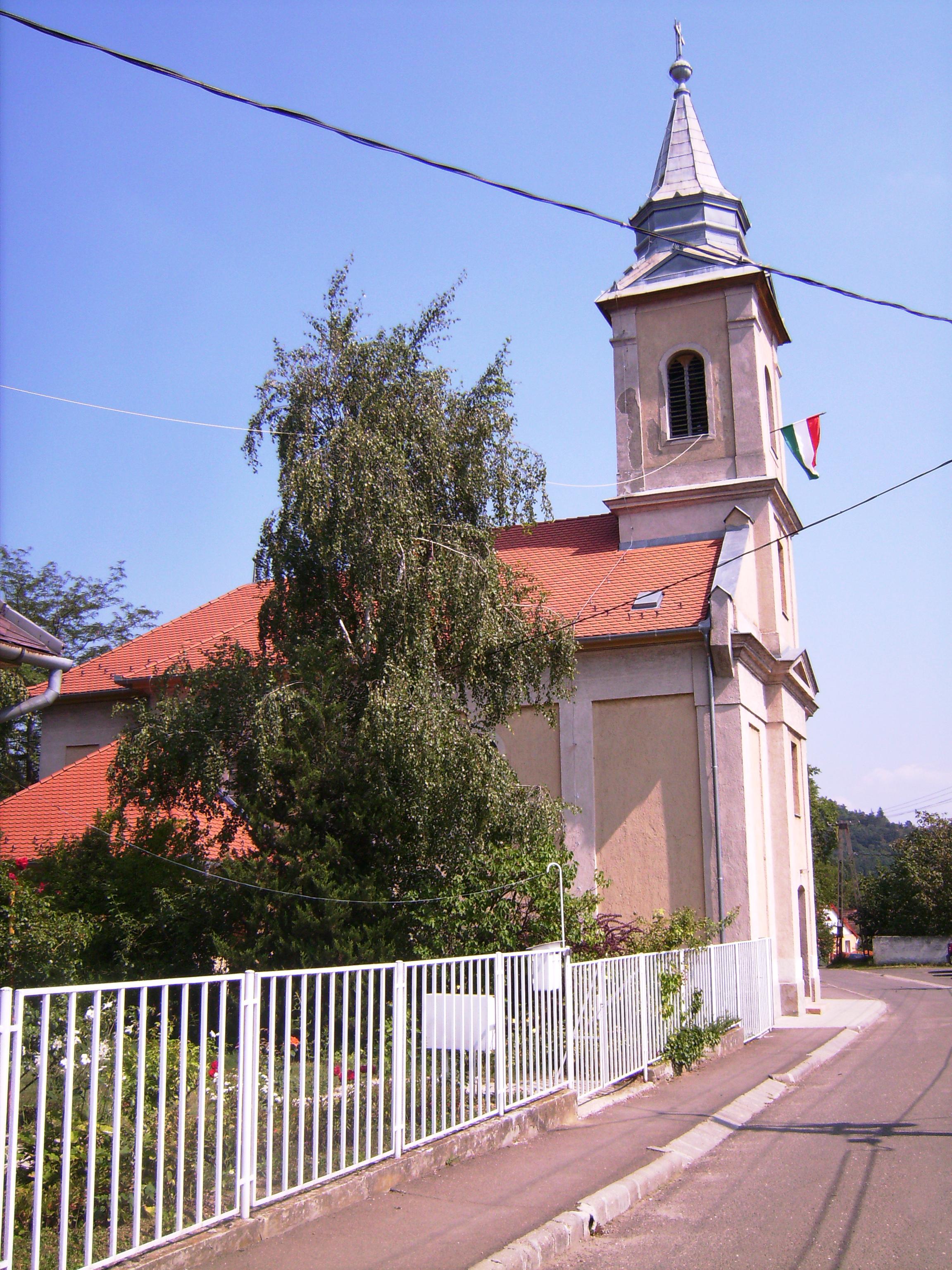 A Mária-bemutatása templom