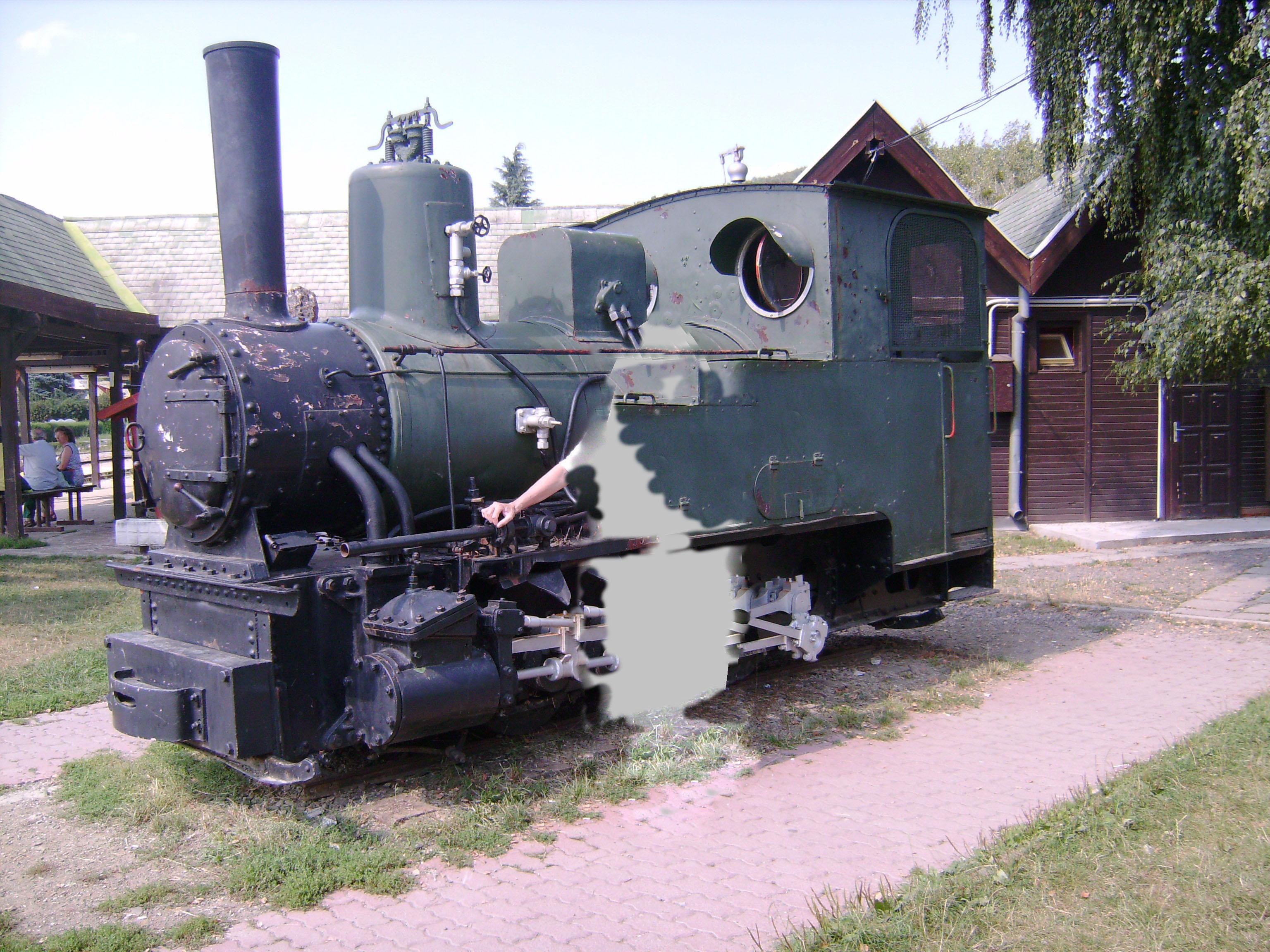 Ezt az oldtimer vonatot egyszerűen MUSZÁJ volt lefényképezni.