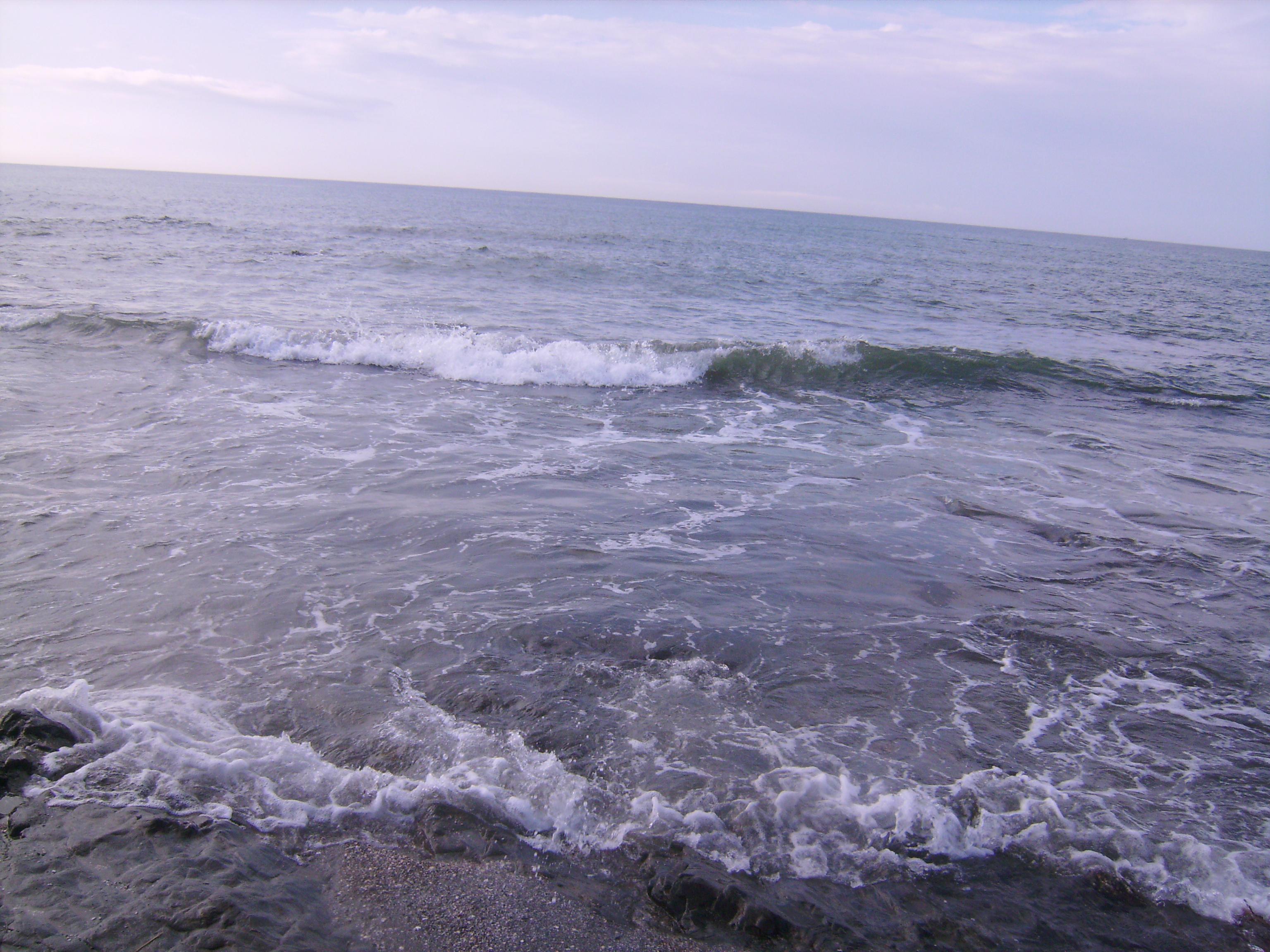 Bennünk él és benne élünk.<br />Meríts egy hullámot az árból: kagylóvá kristályosul tenyeredben.<br />