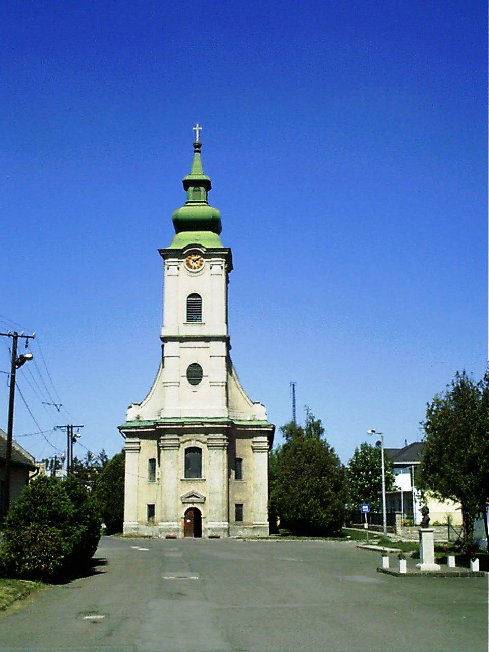 A Szent László király római katolikus templom Szob Pest megyei település központjában épült 1775–1778 között, barokk stílusban. 1779-ben szentelték fel Szent László tiszteletére.