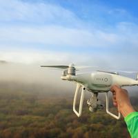 Drónmentés vízből – aranykoszorús fokozat