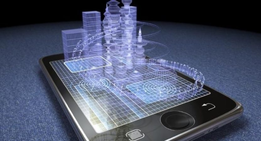 Holnap már így mobilozunk: holografikustól kihajthatóig