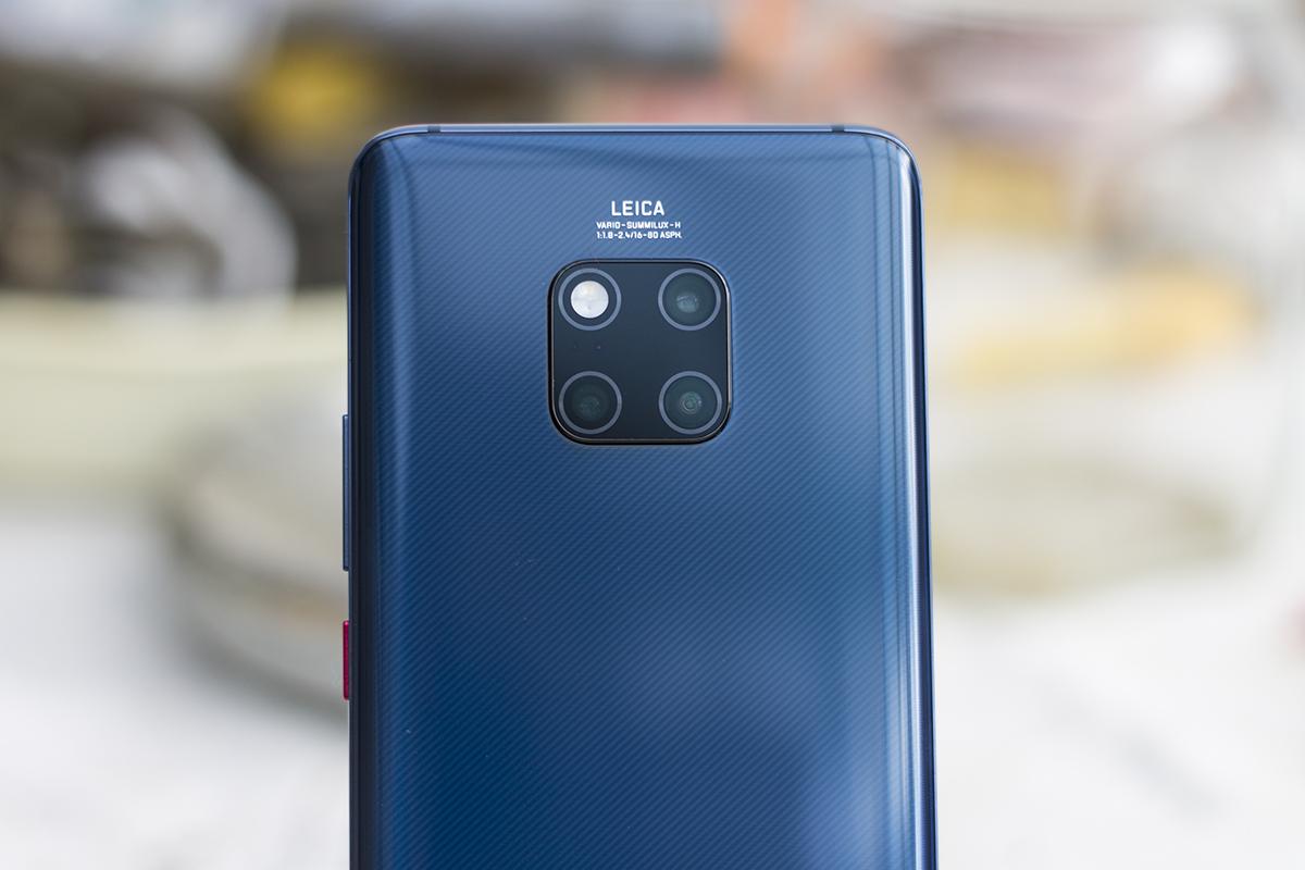 Huawei Mate 20 PRO: három szemmel mindent lát
