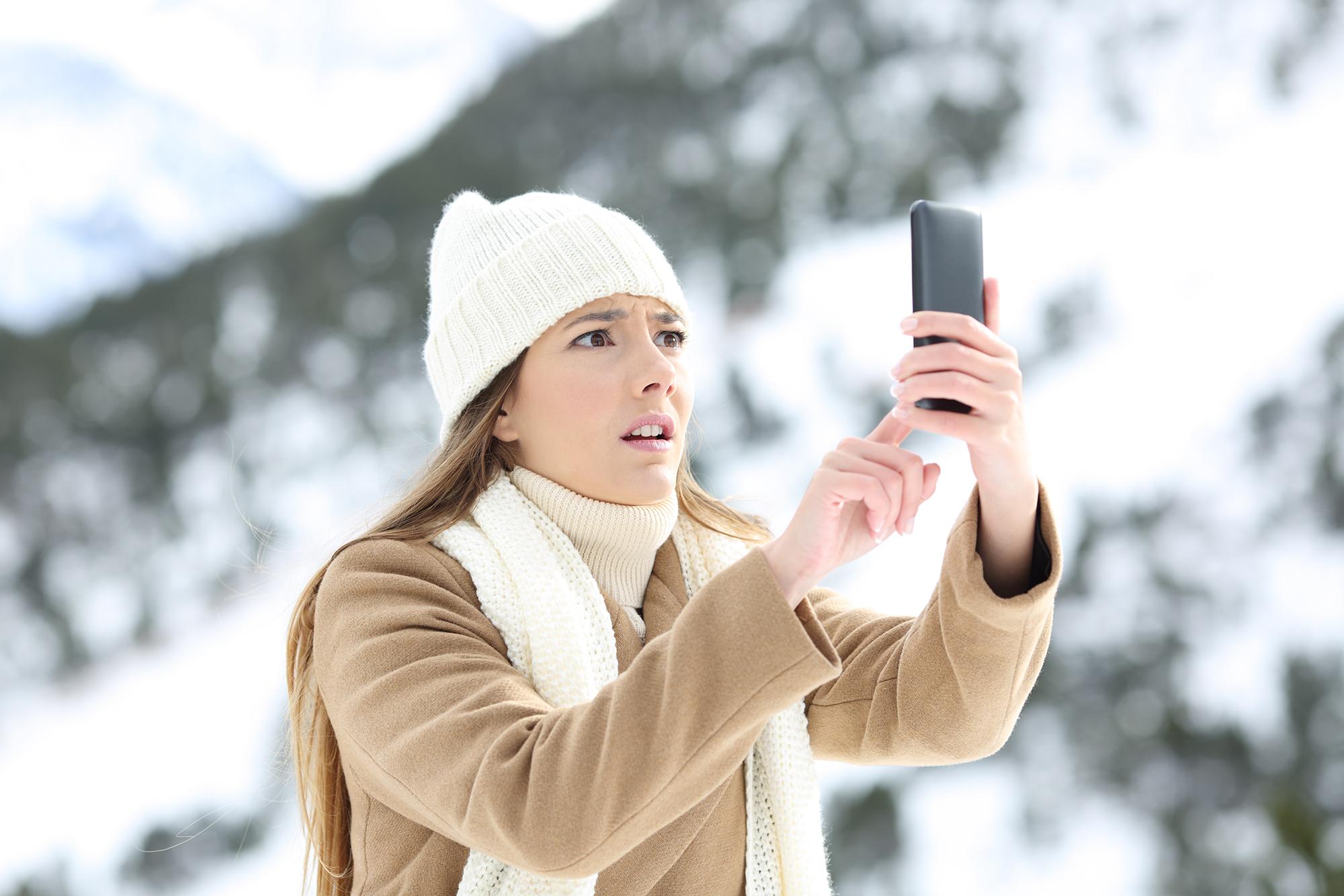 Hogyan nyírja ki a tél a telefonodat?